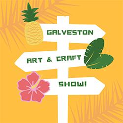 Galveston Craft Show Logo
